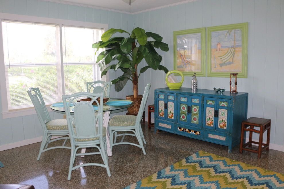 Akoya Miami Beach for a Asian Dining Room with a Vero Beach and Design Project   Aqua Cottage   Vero Beach Fl   Shanghai Green Antiques by Artifacts/shanghai Green Antiques