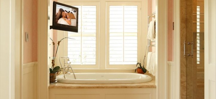 Alcove Definition for a Victorian Bathroom with a Tub Alcove and Smith Ridge I by Country Club Homes