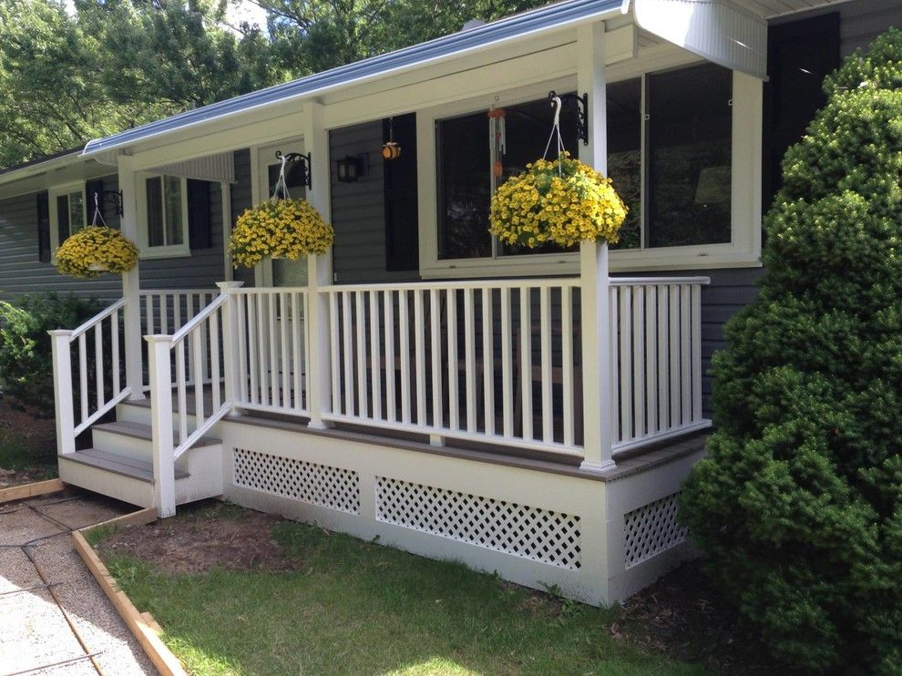 American Exteriors for a  Spaces with a  and Exterior by American Custom Exteriors and Interiors