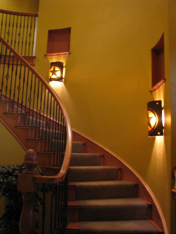 Anjou Pear for a Traditional Entry with a Bold Color and Texas Style Grand Entry by Certapro Painters of Southlake