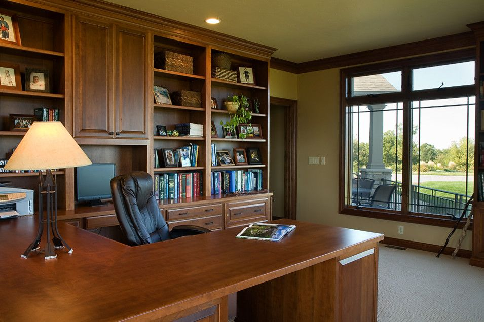 Architectural Millwork for a  Spaces with a Architectural and Home Offices & Dens (Desks, Shelves, Tables) by Aura Architectural Millwork