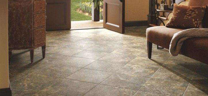 Armstrong Commercial Flooring for a Traditional Entry with a Traditional and Armstrong by Armstrong