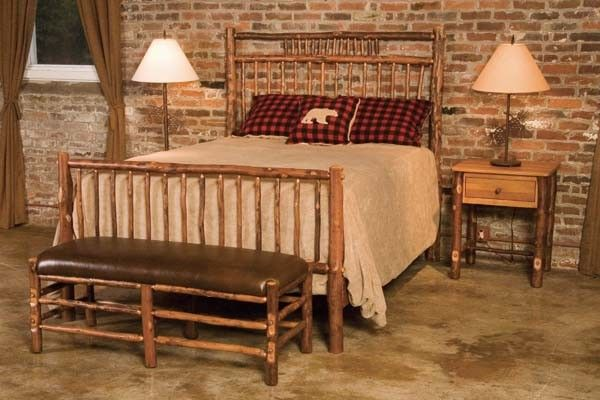 Ashley Furniture Indianapolis for a  Spaces with a Bed and Beds by Flat Rock Furniture