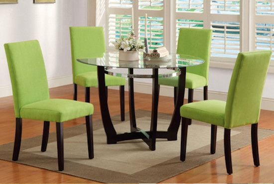 Ashley Furniture Orlando for a Modern Spaces with a Glass Top Dining Set and Glass Top Dining Set by Orlando Discount Furniture