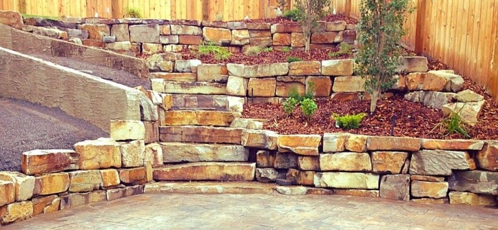 Aspen Contracting for a Traditional Landscape with a Patio and Photo Gallery by Blue Aspen Contracting