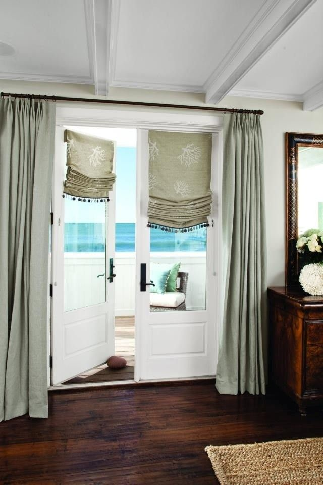 Atlanta Homes and Lifestyles for a Traditional Bedroom with a Linen Roman Shade and Roman Shades by Smith&noble in Home Designer