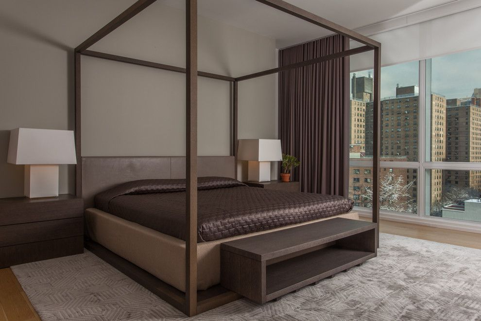 Avalon West Chelsea for a Contemporary Bedroom with a Penthouse and Nyc Highline Penthouse by Wellbuilt Company
