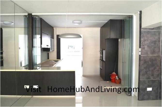Axia Home Loans for a Contemporary Spaces with a Diy and Stylish Designed Modern Kitchen (Counter Top Island) with Frameless Door System by Home Hub and Living