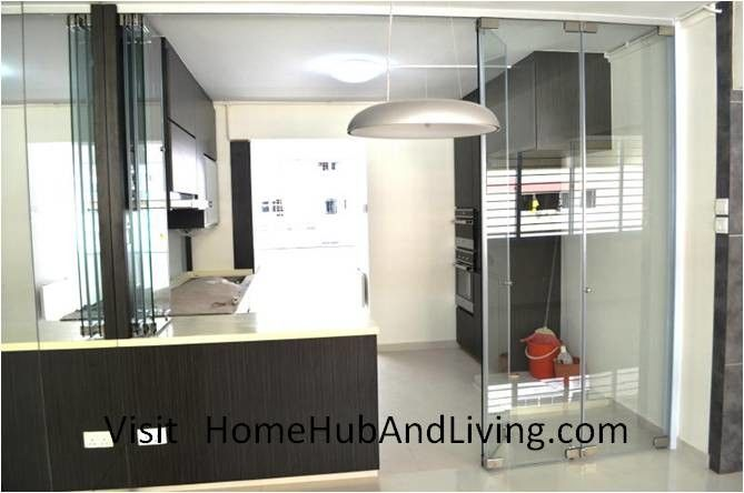 Axia Home Loans for a Contemporary Spaces with a Flexible Living Lifestyle Environment Sp and Stylish Designed Modern Kitchen (Counter Top Island) with Frameless Door System by Home Hub and Living