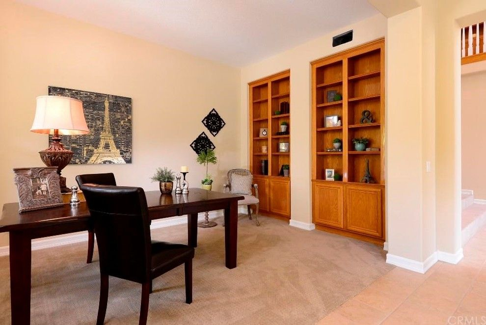 Axia Home Loans for a  Home Office with a Irvine and 3 Pegasus Coto De Caza by Hom Staging & Design