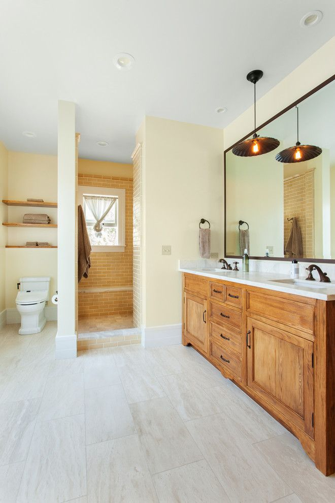 Backpage San Luis Obispo for a Traditional Bathroom with a Central Coast and Historical San Luis Obispo Home by Holland & Knapp Construction