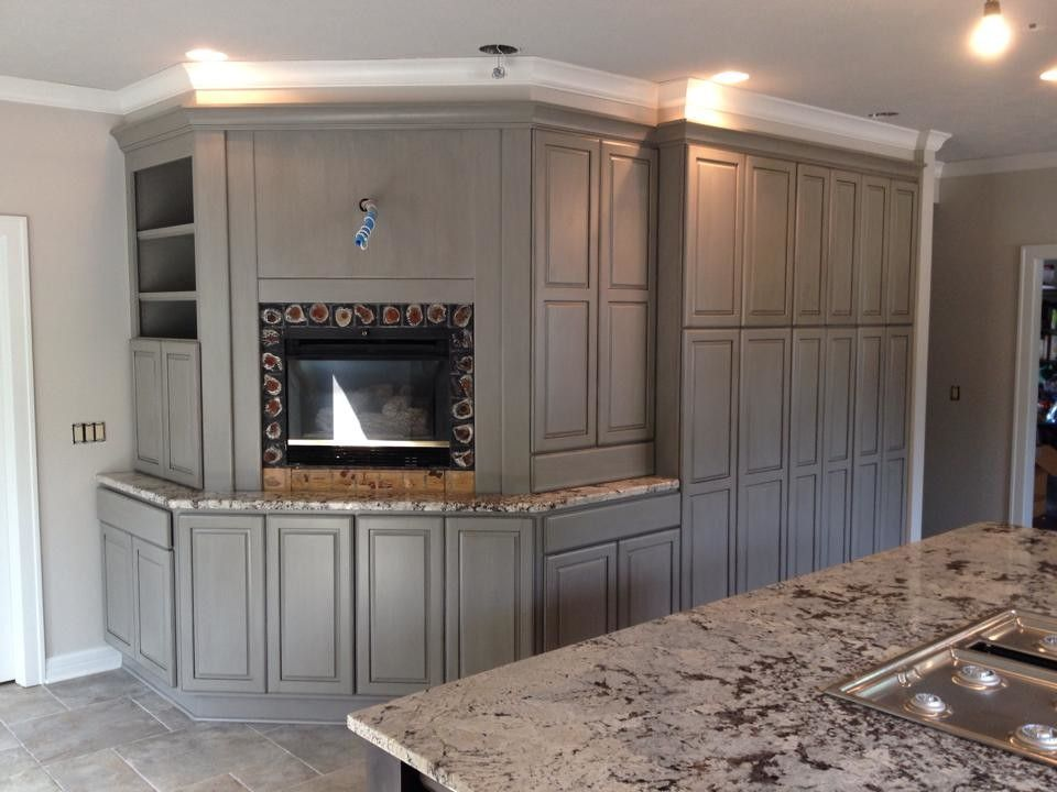 Backpage Wichita Kansas for a Contemporary Kitchen with a Kitchen and Vintage White Granite by Creative Surfaces