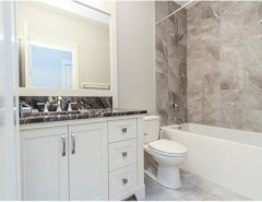 Baid for a  Bathroom with a Millwork and 87 ASV by Alyssa Wiebe, BAID