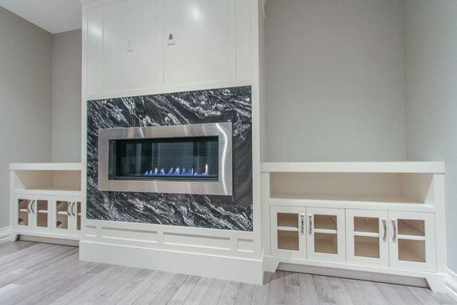 Baid for a  Living Room with a Custom and 87 Asv by Alyssa Wiebe, Baid