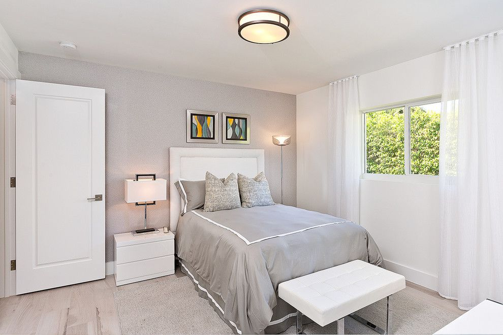 Ballenisles Country Club for a Transitional Bedroom with a Full Size Bed and 2367 Queen Palm Road   Royal Palm Yacht & Country Club   Boca Raton, Fl by Pink Palm Properties