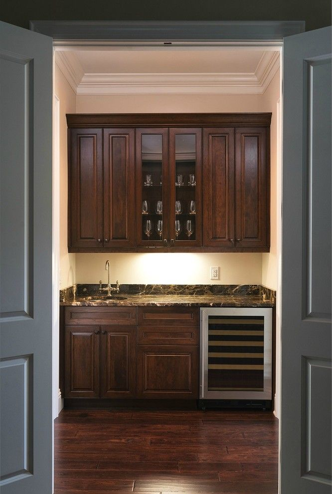 Bayfair for a Transitional Home Bar with a Transitional and Bayfair Homes by Bayfair Homes