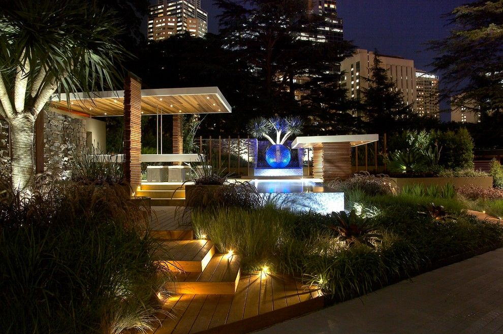 Bayou City Event Center for a Tropical Landscape with a Tropical and Floating Layers by Dean Herald Rolling Stone Landscapes