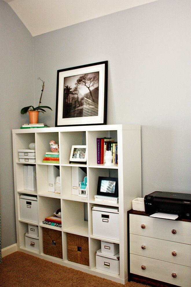 Beazer Homes Houston for a Eclectic Home Office with a Eclectic and Office by Casa Greer