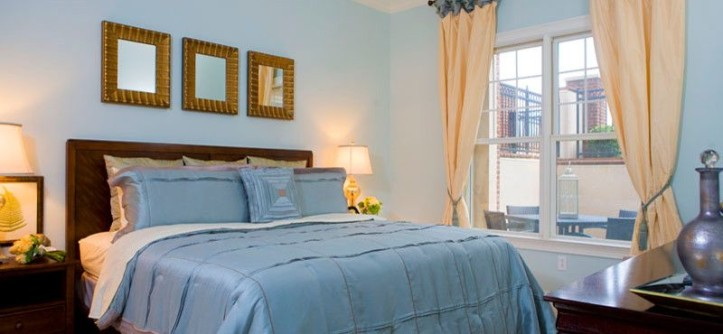 Belle Meade Tn for a Traditional Bedroom with a Model Home and Belle Meade Court - Empty Nest Model Nashville, TN 37205 by Fresh Perspectives