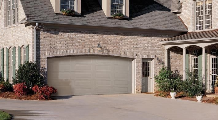 Belle Meade Tn for a Traditional Garage with a Bell Lights and Raised Panel by Empire Overhead Doors, Llc