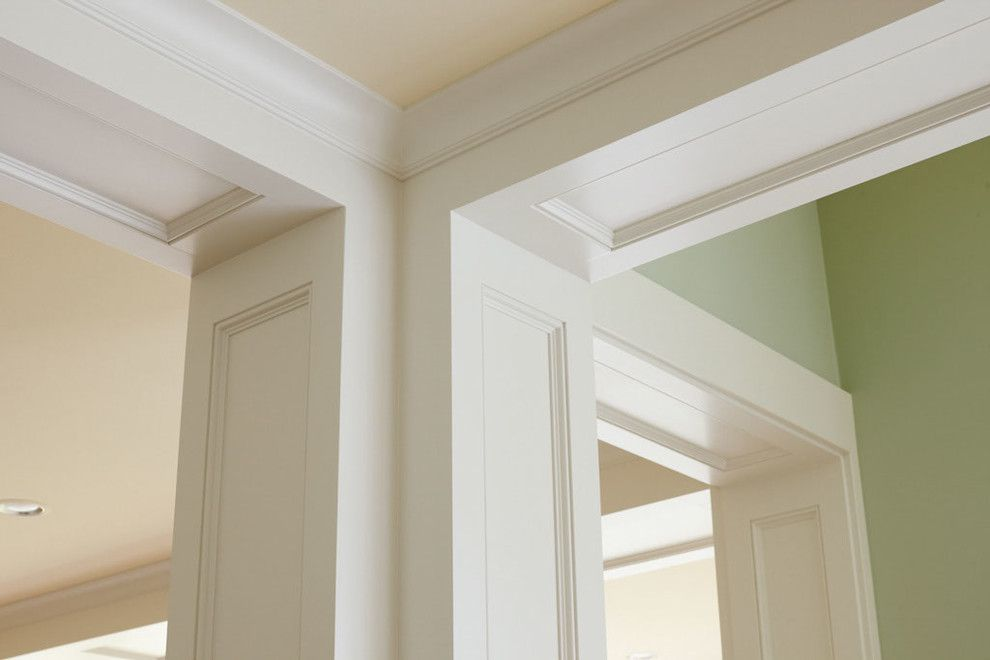 Benjamin Moore Seattle for a Traditional Spaces with a Nanawall and Rossmeissl Home by Jordan Valente Construction Llc