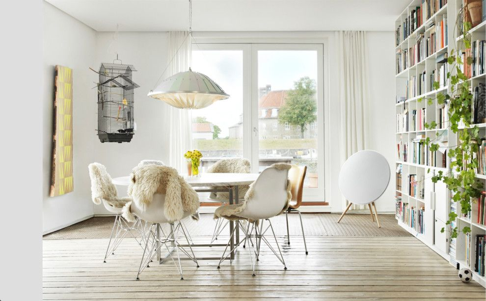Beoplay A9 for a Shabby Chic Style Dining Room with a Bang Olufsen Speakers and Home Audio   Beoplay by Bang & Olufsen