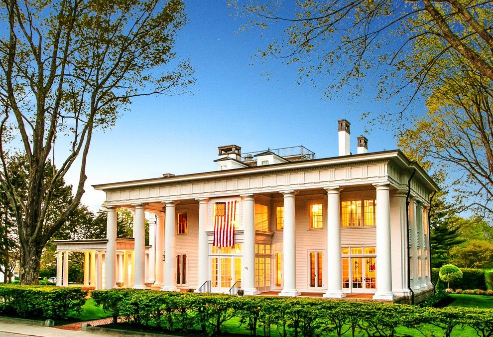 Berkshire Hathaway Real Estate Ct for a  Spaces with a Fiber Optics and Dickinson Mansion | 21 North Main St | Essex, CT by Lila Delman Real Estate International