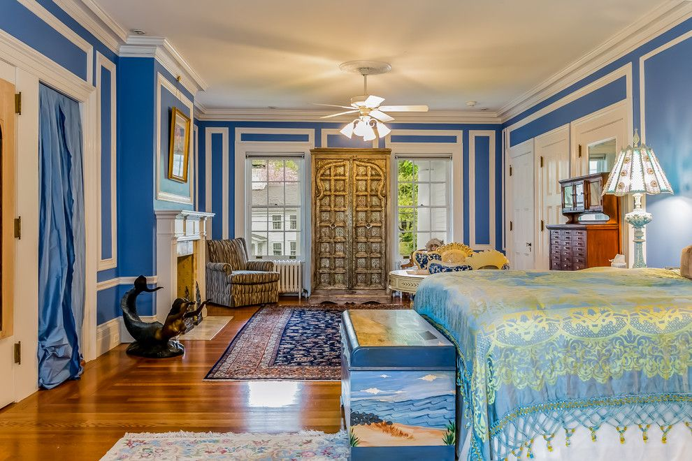 Berkshire Hathaway Real Estate Ct for a  Spaces with a Master Suite and Dickinson Mansion | 21 North Main St | Essex, Ct by Lila Delman Real Estate International