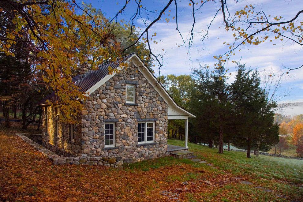 Berkshire Hathaway Real Estate Ct for a Traditional Exterior with a Autumn Colors and Tallman Segerson Portfolio by Tallman Segerson Builders