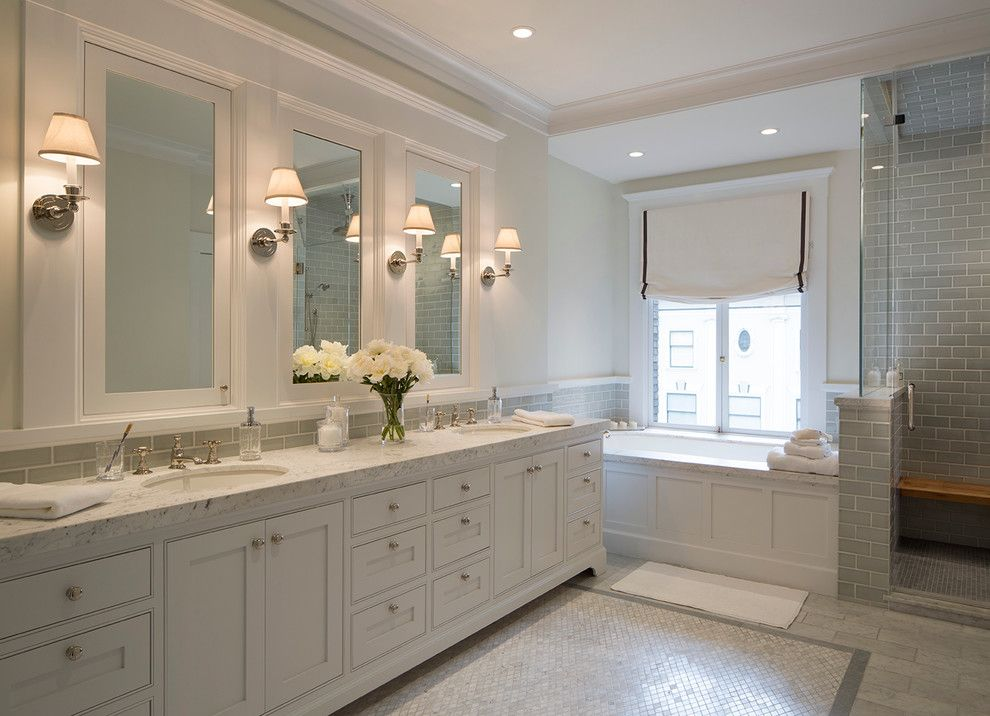Best Buy Joliet Il for a Traditional Bathroom with a Bathroom and Pacific Heights by Verner Architects