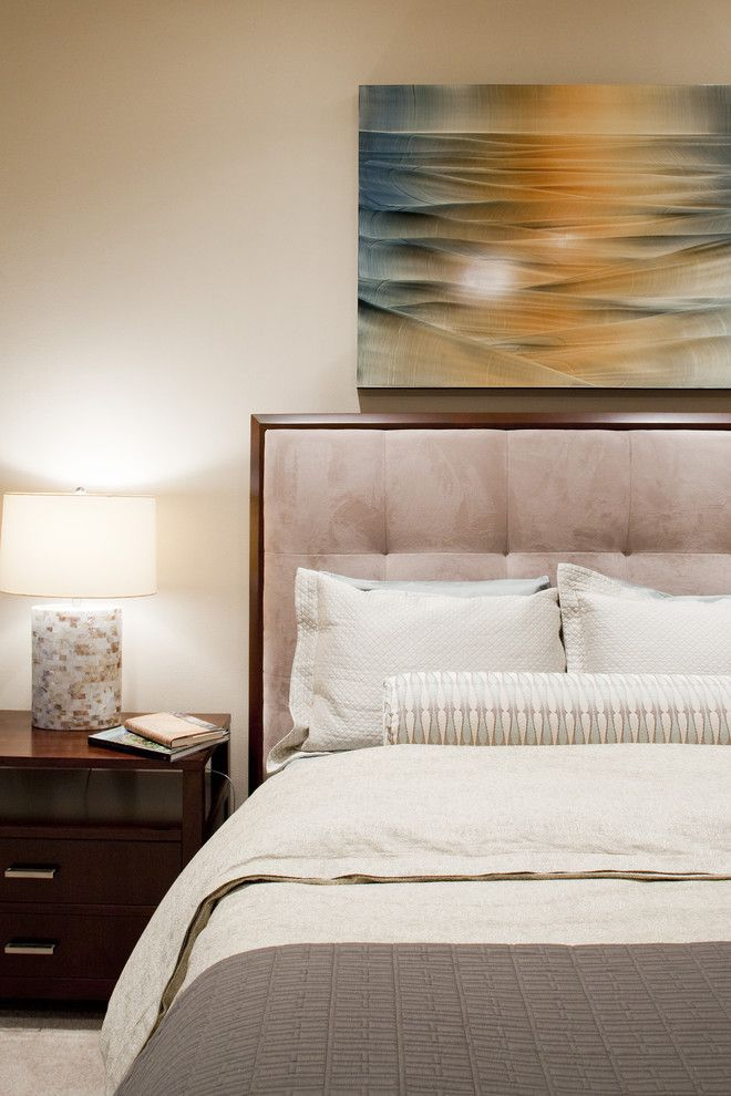 Best Buy Waco Tx for a Contemporary Bedroom with a Nightstand and S Austin Master Bedroom by Laura Burton Interiors