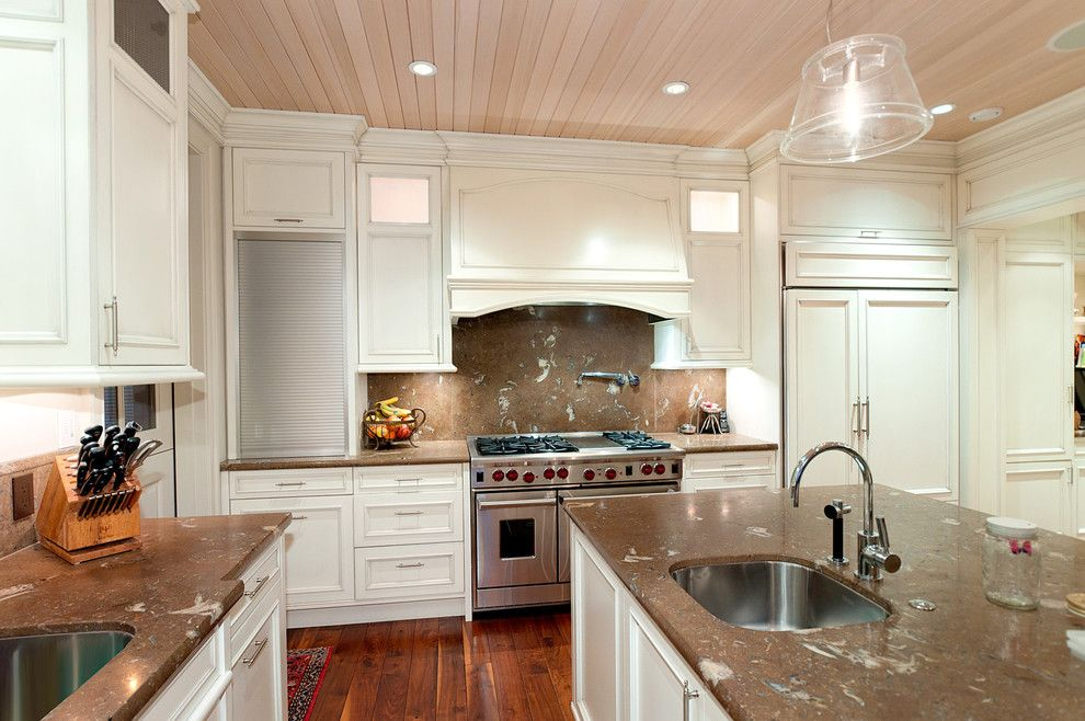 Best Buy Waco Tx for a Traditional Kitchen with a Stainless Steel and Bellevue Waterfront by Kristy B