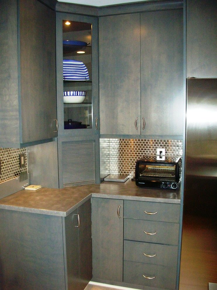Better Business Bureau Richmond Va for a Eclectic Kitchen with a Kitchen Hardware and Case Design/remodeling, Inc. by Case Design/remodeling, Inc.