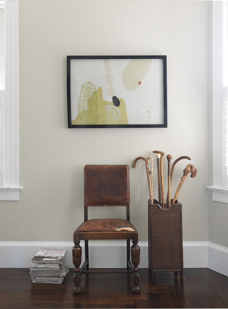 Bighorn Golf Club for a Traditional Entry with a Baseboards and Lobby by Kate Jackson Design