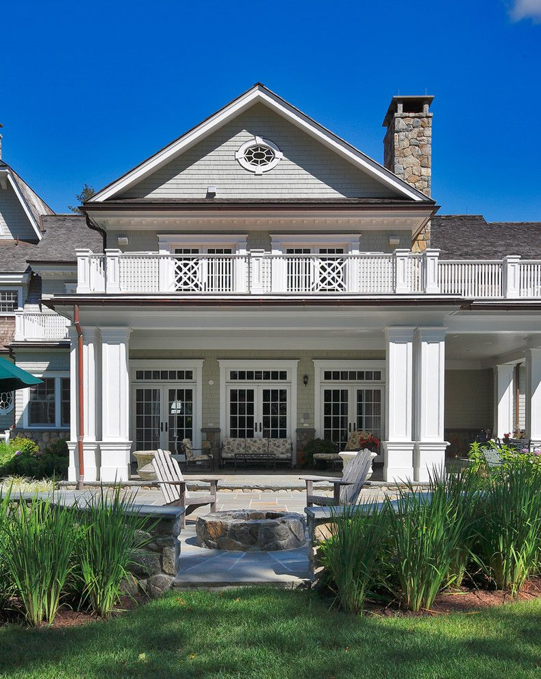 Bighorn Golf Club for a Traditional Exterior with a White Columns and Smith Ridge I by Country Club Homes