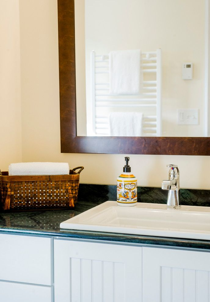 Bike Rack Omaha for a  Spaces with a Bathroom Sink and Troy   Whole House Remodel by Razzano Homes and Remodelers, Inc.