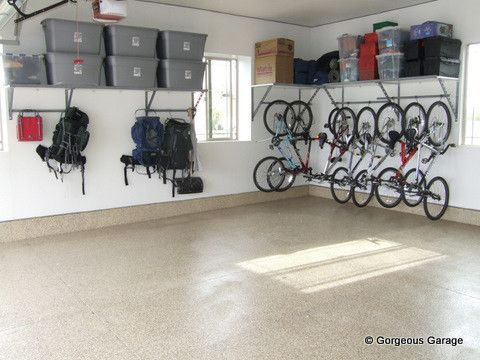 Bike Rack Omaha for a Traditional Shed with a Garage Shelving Garage Flooring Garage S and Monkey Bar Storage by Garage Storage New England