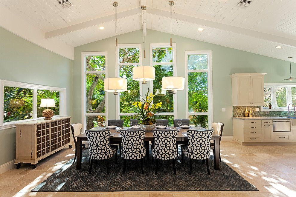 Bluefin Bay for a Tropical Spaces with a Tropical and Bluefin Bay by D'asign Source