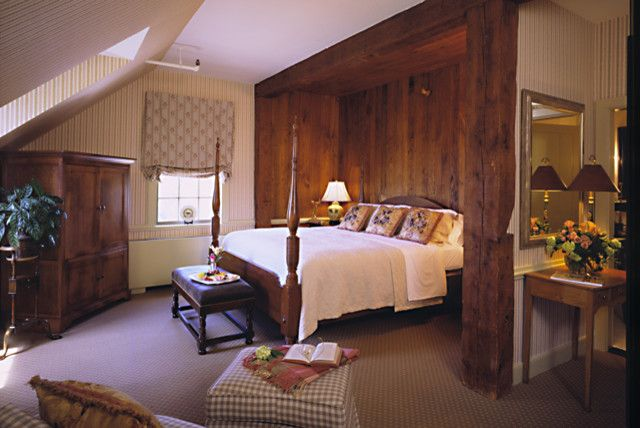 Boars Head Inn for a Traditional Bedroom with a Jcg and Boar's Head Inn by Johnson, Craven & Gibson