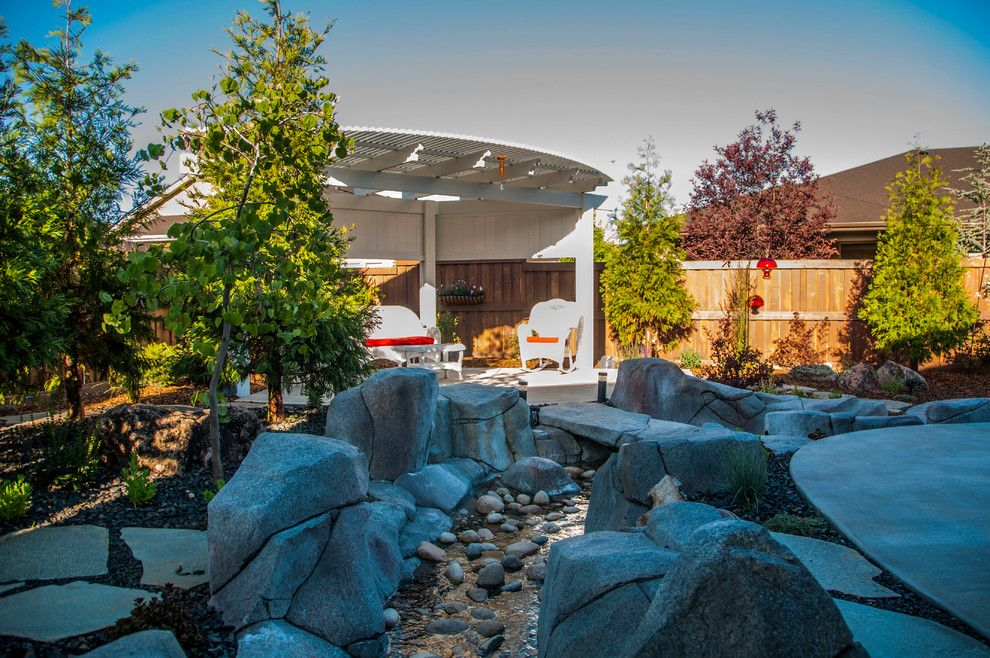 Boise Indoor Soccer for a Contemporary Landscape with a Turf Grass and Highland Fall by Stack Rock Group   Landscape Architecture