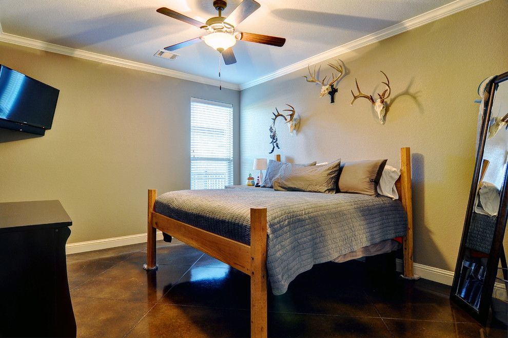 Boral Bricks for a Traditional Bedroom with a Beige Paint and Couto Custom Home   Granbury, Tx   Custom Home   Moody Residence by Couto Homes
