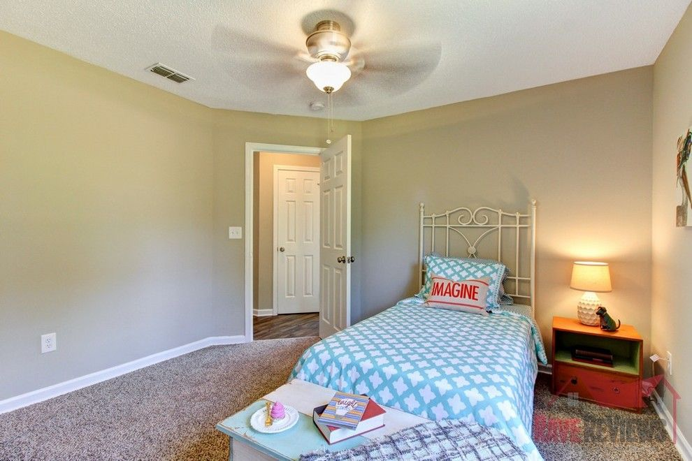Bowling Jacksonville Fl for a  Spaces with a Real Estate and 2622 Dale View Dr, Jacksonville, Fl 32225 by Rave Reviews Home Staging