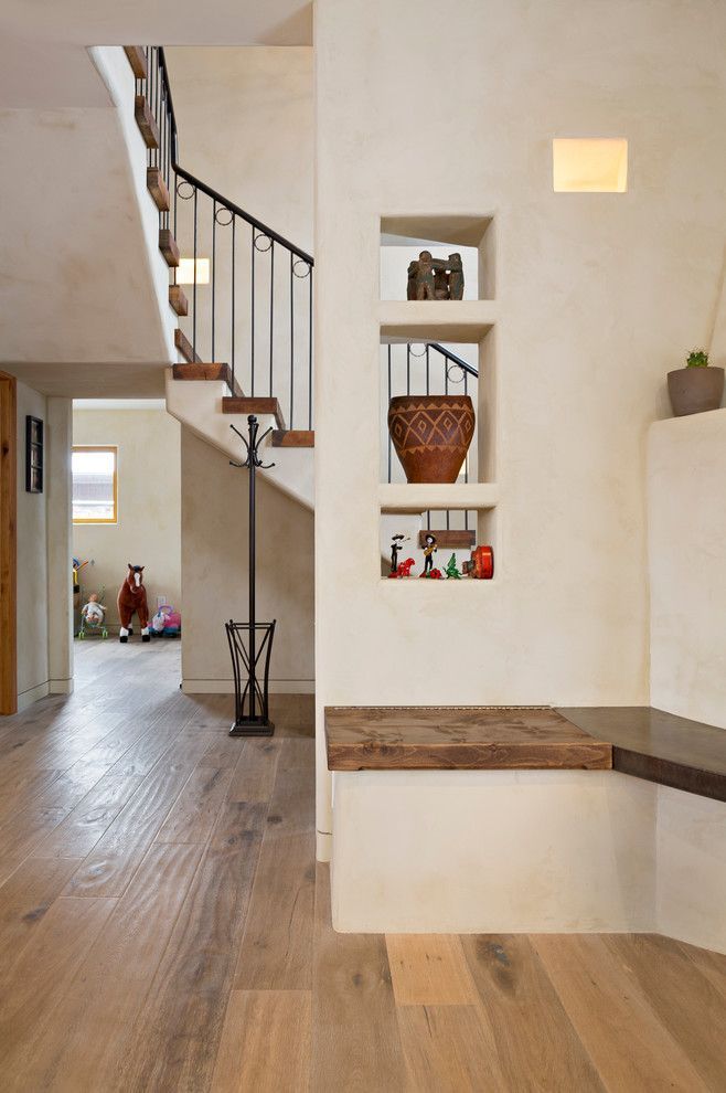 Brakes Plus Denver for a Southwestern Hall with a Passive House and Renew by Zola Windows