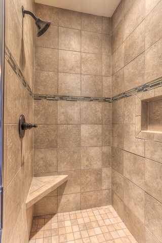 Buster Crabbe Pools for a Contemporary Bathroom with a Shower and All Brick Ranch Home in Gated Community by Crabbe Homes