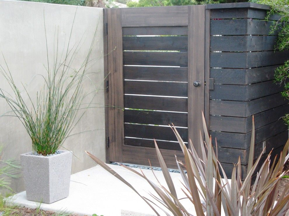 Carls Patio for a Contemporary Landscape with a Grass and Debora Carl Landscape Design by Debora Carl Landscape Design