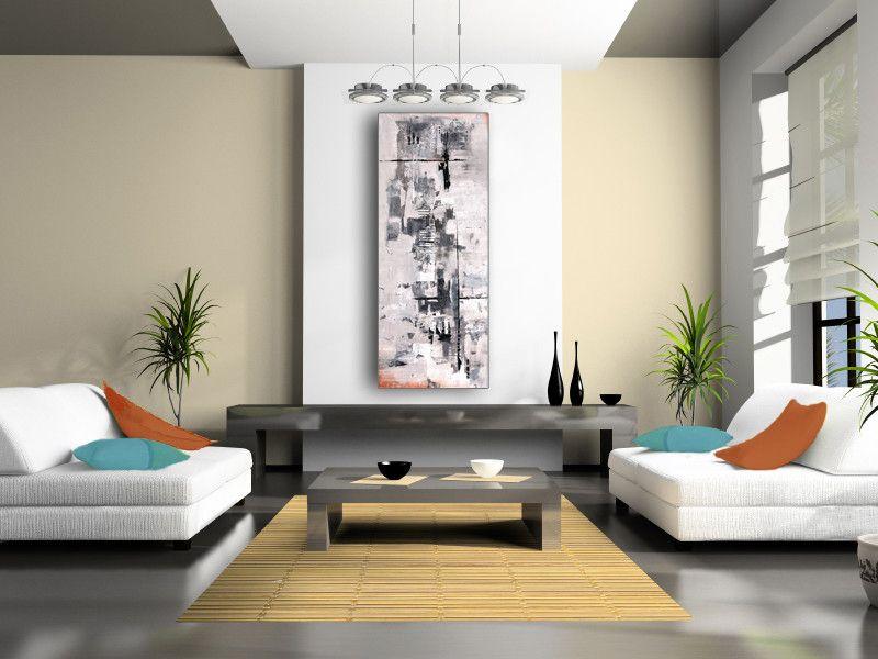 Casa Tua Miami for a Contemporary Living Room with a Contemporary Living Room and Canvas by Casa Art Studio