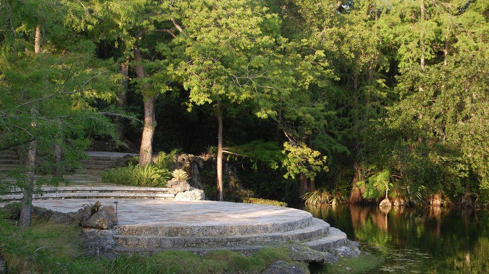 Casa Tua Miami for a Tropical Landscape with a Asla Award and La Casa De Korge by Savino Miller Design Studio