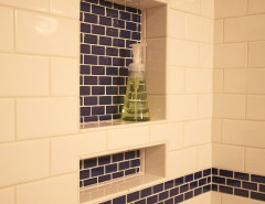 Caulked for a Traditional Bathroom with a Shampoo Niche and Bothell Hall Bathroom Remodel by Nip Tuck Remodeling