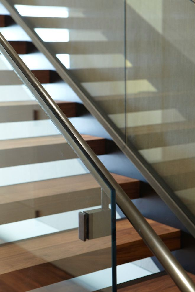 Chancellor Hotel San Francisco for a Contemporary Staircase with a Custom Made and Saint Regis by Blank and Cables