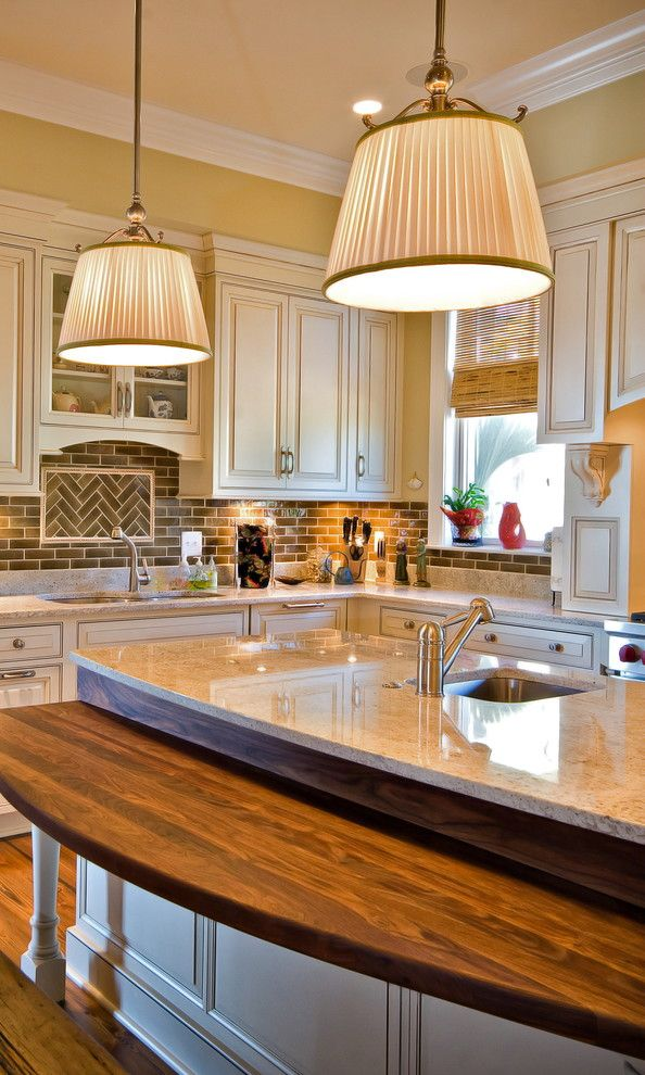 Charleston Sc Points of Interest for a Traditional Kitchen with a Pleated Shade and Lorraine Vale by Lorraine G Vale, Allied Asid